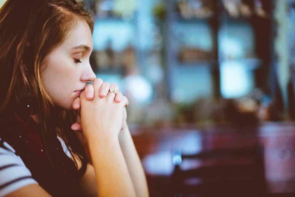 praying for success