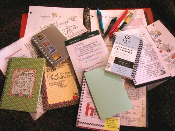 Right Brain Planning {elements}