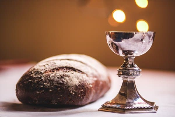 salvation army and the eucharist
